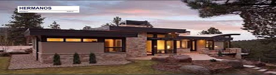 Casas dos plantas - Fachadas de casas modernas planta baja ...